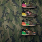 Die coolsten Sneaker für 2014 – Valentino Spring 2014 Fluo Camouflage Collection (+English version)