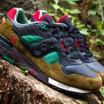 "West NYC© x Saucony Shadow 5000 ""Cabin Fever"""