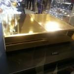 Die teuersten Konsolen der Welt – A 24-KARAT GOLD PLATED XBOX ONE