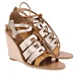 Ancient Greek Sandals, shoes for women – Fashion News 2013 (+English version)