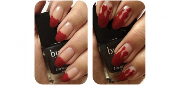 bloody nails 2
