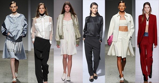 Fashion Highlight im Trend-Sommer 2014: Tomboy Stil und Blouson-Jacken