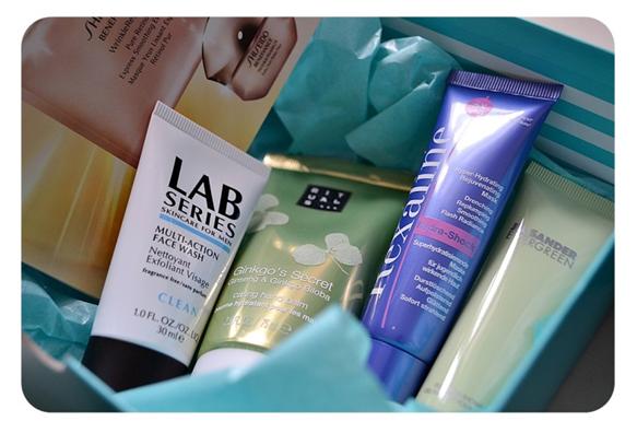 HOT or NOT | Douglas Box of Beauty März 2014
