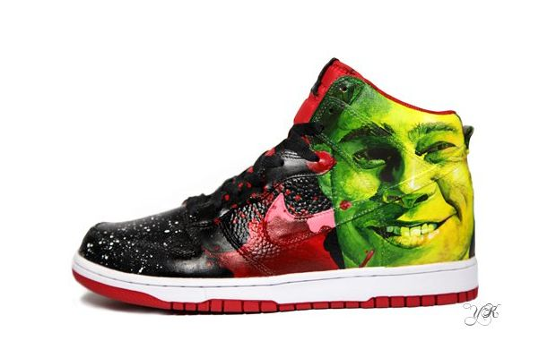 Fight Club Schuhe