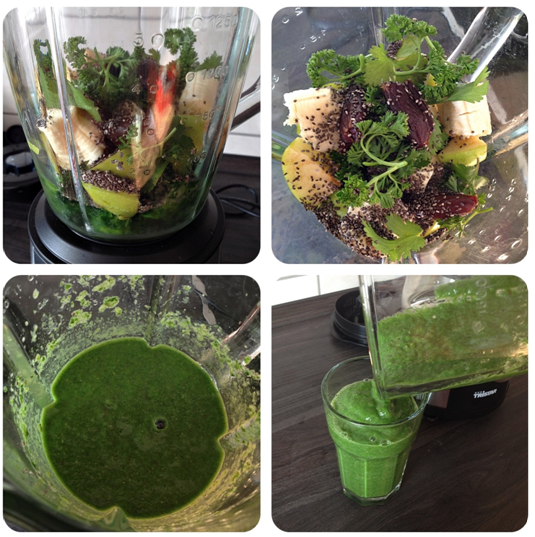 green smoothie 3