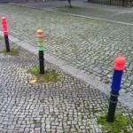 Guerilla Knitting auf dem Vormarsch in Berlin