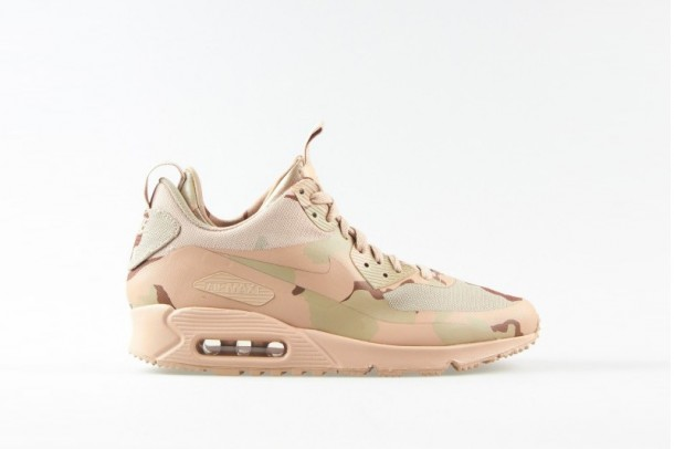Die coolsten Sneaker RELEASES 2014 – Nike Air Max 90 Sneakerboot MC SP Desert Camo (+English version)