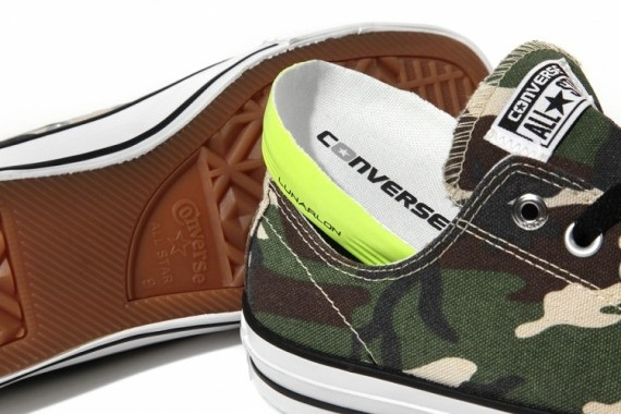 "Die coolsten Sneaker RELEASES 2014 – CONS Chuck Taylor All Star ""Camo"" (+English version)"