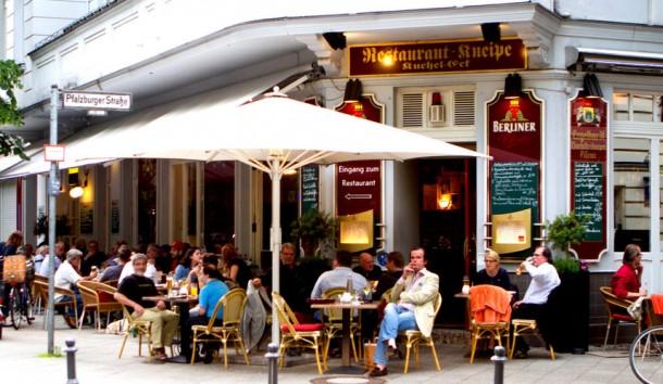 Bar- und Restauranttipp Berlin | Das Kuchel-Eck am Ludwigkirchplatz
