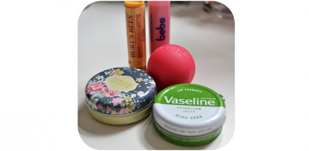 Beauty-On-A-Budget ? Top 5 Lip Balms from the drugstore (+English version)