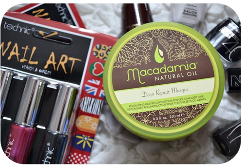 HOT or NOT | Macadamia Natural Oil Deep Repair Masque