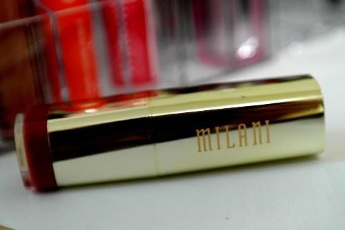 "Beauty Review | MILANI Color Statement Lipstick ""Naturally Chic"""