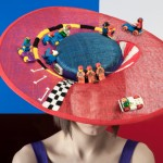 "Monique Lee Millinery, for women – Fashion News Spring & Summer ""Tilt-Shift"" Pre Collection 2014 (+English version)"