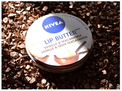 HOT or NOT | Nivea Lip Butter in Vanilla Macadamia