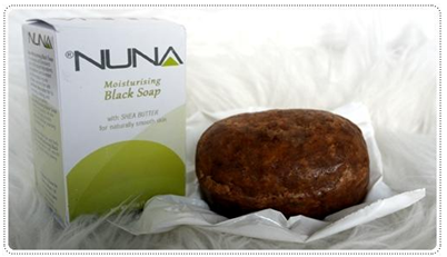 "Beauty-Wunder? REVIEW – NUNA ""Moisturising Black Soap"""