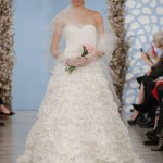 Oscar de la Renta, for women – Fashion News Bridal Collection 2014 (+English version)
