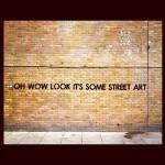 Kunst im Fokus: Mal etwas andere Streetart