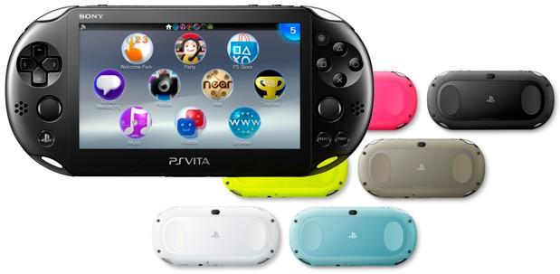 So sexy war Gaming noch nie: Sonys neue PS VITA SLIM erwartet uns! (+English version)